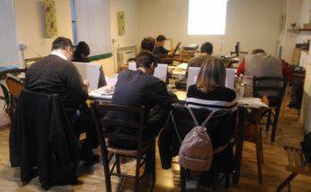 laboratorio di disegno